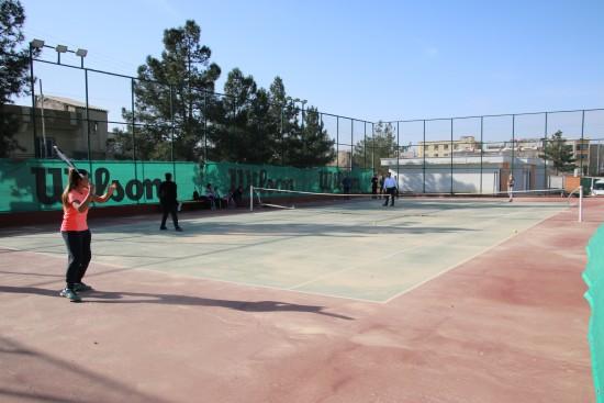 Tenis oyun dünyası, şampiyonlar yetiştirecek