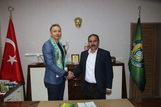 Urfaspor'un yeni hocası 'Taşyürek'