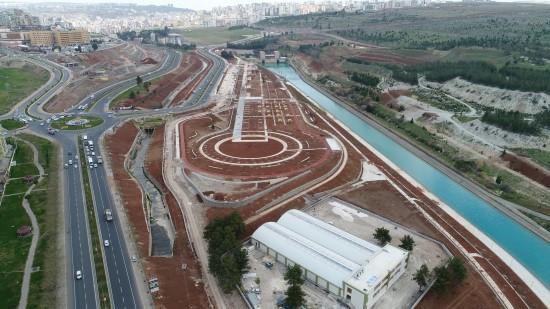 GAP Vadisi Proje çalışmaları sürüyor