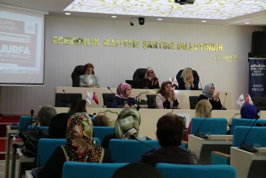 Kadınlarımız Konuşuyor projesi başlatıldı