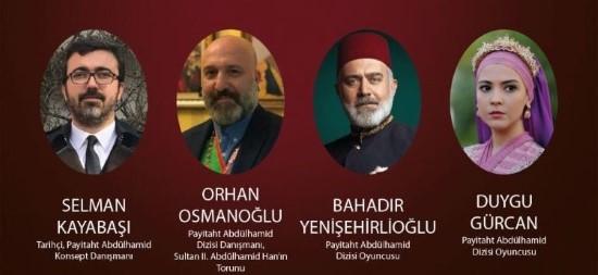 Payitaht Abdulhamid dizisinin oyuncuları Şanlıurfa'ya geliyor