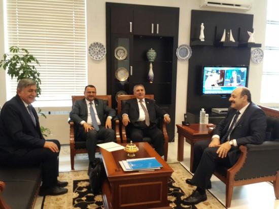 Şanlıurfa'da Hukuk ve Eczacılık Fakültesi kuruluyor