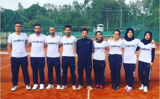 Tenis Takımı Türkiye 2'ncisi oldu