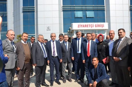 Urfa'da Hiperbarik Oksijen Tedavisi merkezi kuruluyor