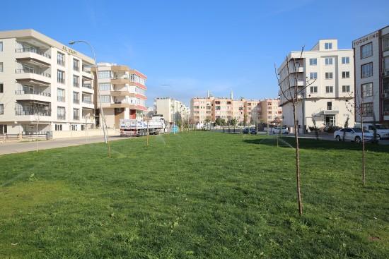 Yeni park ve yeşil alanlar, halkın hizmetinde