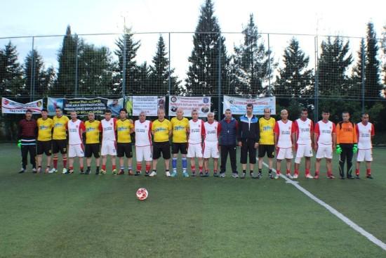 Futbol turnuvası finali gerçekleşti