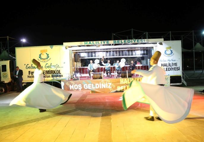 Haliliye'de Ramazan Ayı Etkinliklerine ilgi