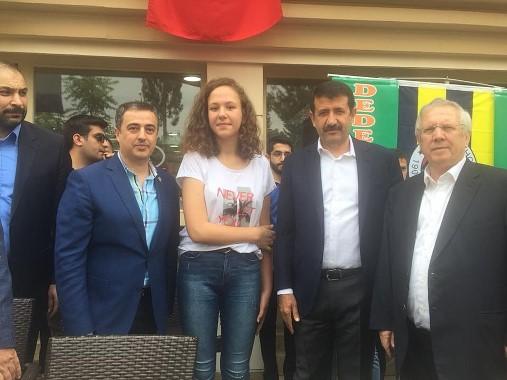 Şanlıurfa'da Fenerbahçe rüzgarı