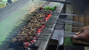 Şanlıurfa'da günde 3 ton ciğer tüketiliyor