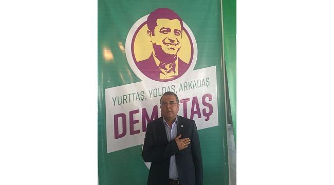 Telli ,HDP'den milletvekili adayı oldu