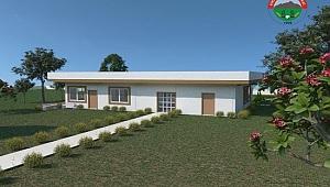 Viranşehir belediyesinden taziye evi atağı
