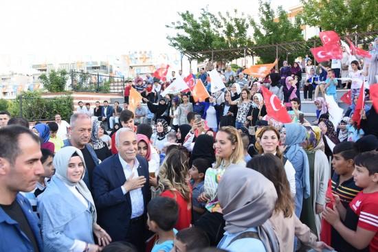 Bakan Fakıbaba: Amacımız halkımızın refahı, zenginliği