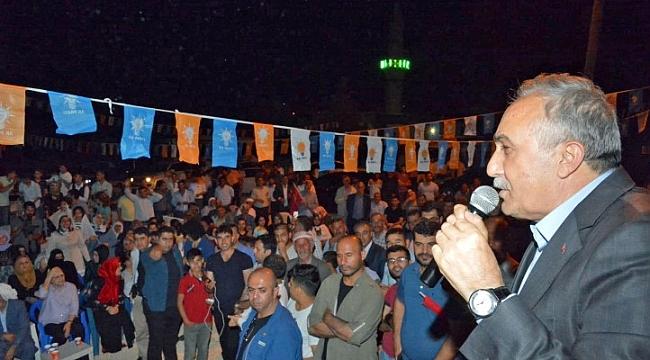 Bakan Fakıbaba: Birlik, Ak parti birliğidir.