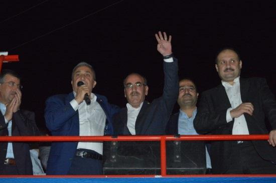 HDP'den AK Parti'ye katılım