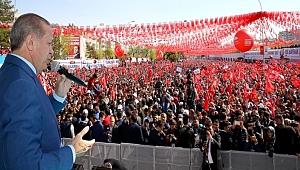 Şanlıurfa Cumhurbaşkanı Erdoğan'ı bekliyor