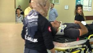 Şanlıurfa'da iki motosiklet kafa kafaya çarpıştı