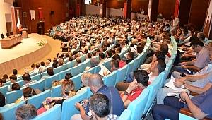 Harran Üniversitesi'nde kalite bilgilendirme toplantısı
