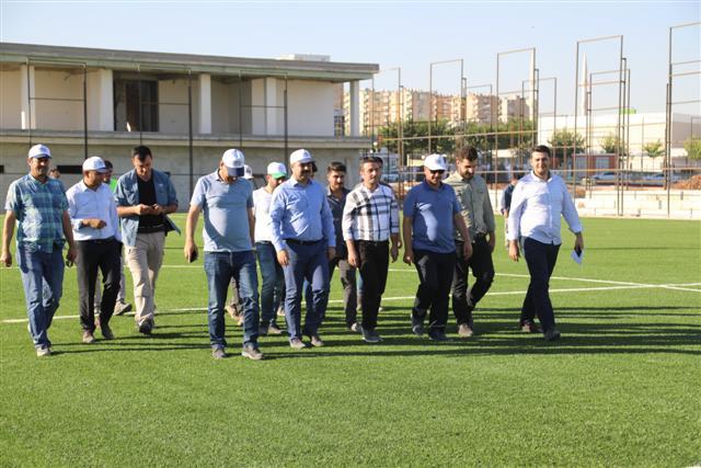 Şanlıurfa Futbol Merkezi kuruluyor