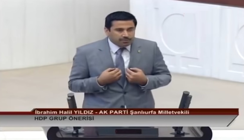 Yıldız, Mecliste Suruç olayını anlattı - Video Haber