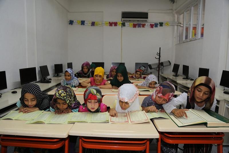Eyyübiye Belediyesi kadın destek merkezlerine yoğun ilgi