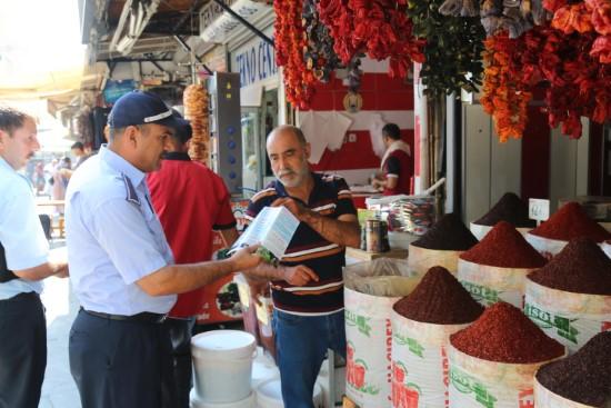 Eyyübiye belediyesi kurban bayramına hazır