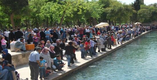 Şanlıurfa'daki rezervasyonlar yüzde 100 doluluğa yaklaştı