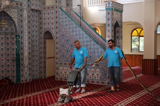 Haliliye belediyesi geleneği bozmadı