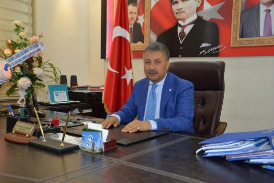 Pınarbaşı'ndan yeni yıl mesajı