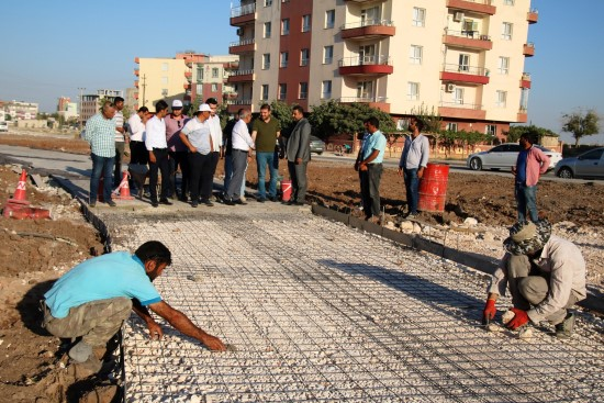 Açar: Beton yol uygulamasını yaygınlaştırıyoruz