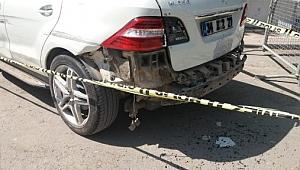 Ayhan'ın aracına silahlı saldırıda 11 tutuklama