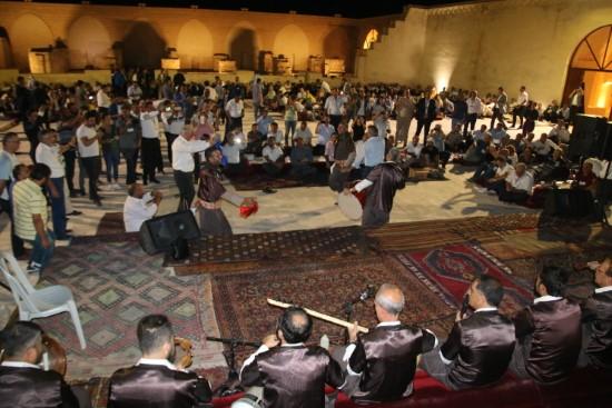 Belediye başkanlarına Kültür Gecesi düzenlendi