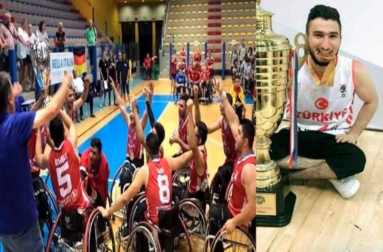 Engelli Basketbolda şampiyon Şanlıurfa'dan çıktı