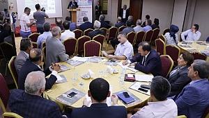 ŞUTSO dış paydaş strateji geliştirme toplantısı yapıldı