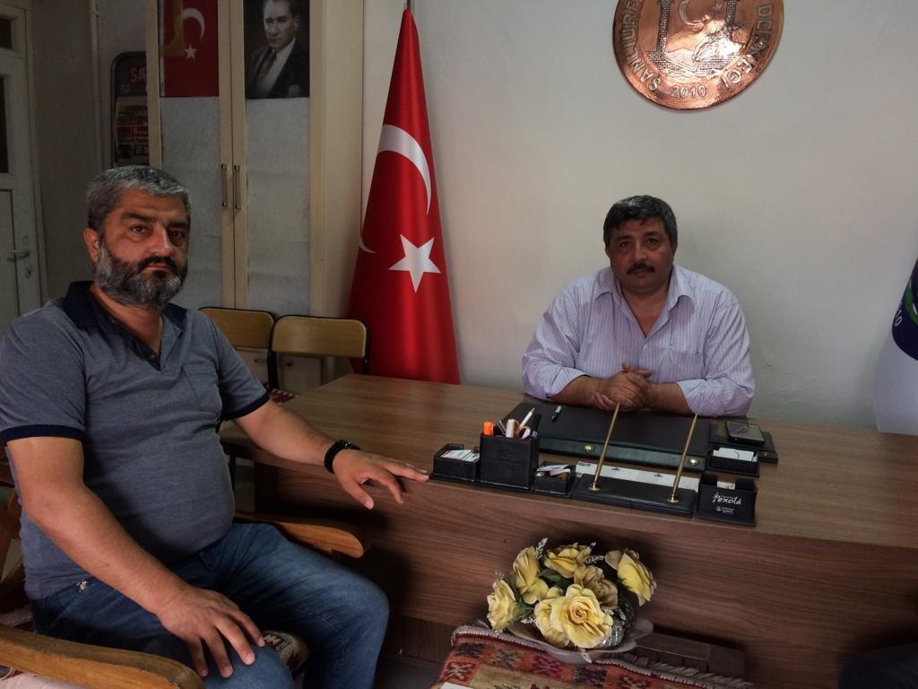 Yalçınkaya'dan Güler'e ziyaret