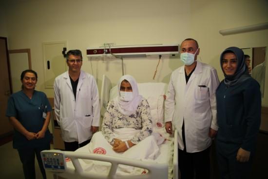 Beyin ölümü gerçekleşen hastanın karaciğeri şifa oldu