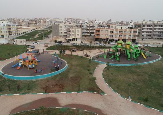 Çocuklar için parklara yeni oyun grubu