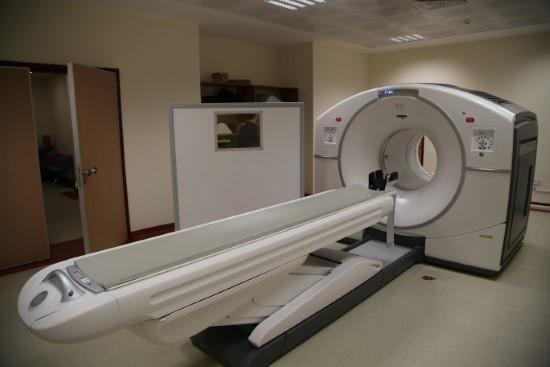 Fakültede haftada 40 PET/CT taraması yapılıyor