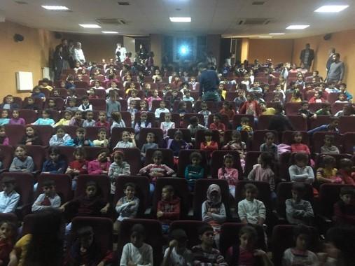 Harran ve Viranşehir sinema etkinlikleriyle şenlendi