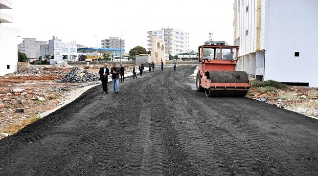 Hilvan'da yolu olmayan mahalle ve sokak kalmayacak