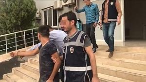 Şanlıurfa'da 3 azılı hırsız yakalandı