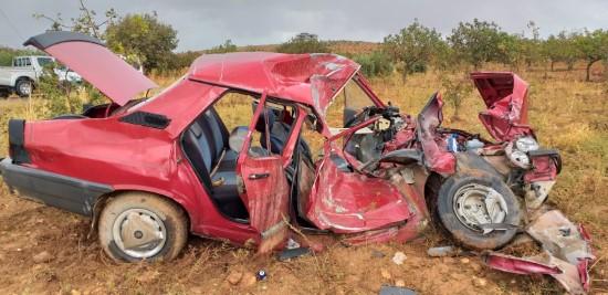 Şanlıurfa'da feci kaza: 3 ölü, 2 yaralı