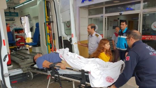 Şanlıurfa'da silahlı kavga: 1 yaralı