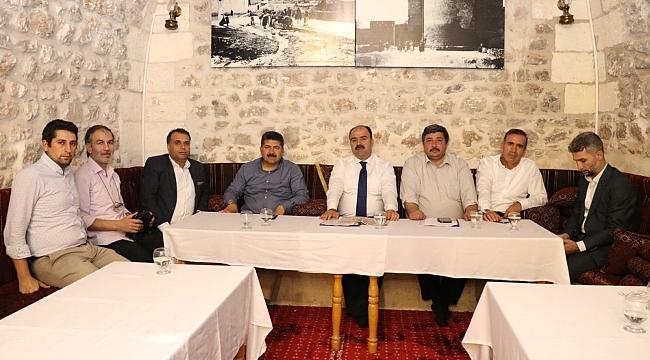Şanlıurfa'da Tarih Büyükşehirle Tekrar canlandı