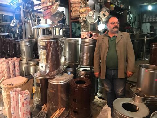 Siverek'te soba satışları başladı