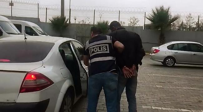 Urfa'da Kaç kapçı polisten kaçamadı