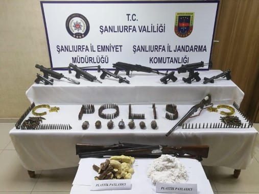 Vekil Yıldız'a suikast hazırlığında olan teröristler yakalandı