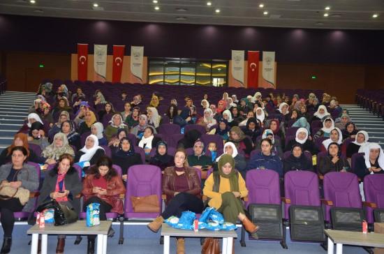 Bayanlara yönelik Mevlid-i Nebi programı düzenlendi