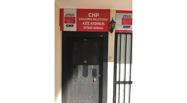 CHP Milletvekili Aydınlık irtibat bürosu açtı