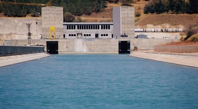 DSİ Şanlıurfa'nın içme suyu sorununu çözdü