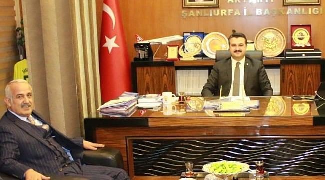 Fatih Gerger, Hilvan Belediye Başkanlığı için aday adayı oldu